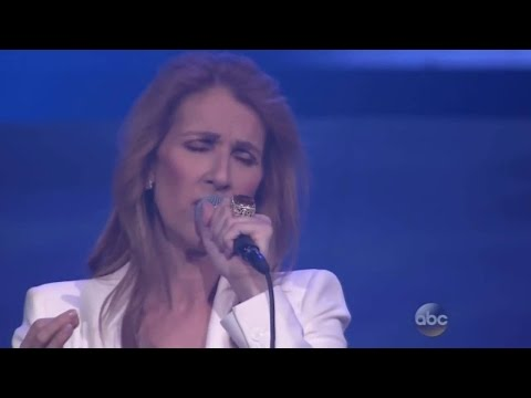 Celine Dion - My Heart Will Go On - ABC Greatest Hits (Live, August 1st 2016, Montreal)