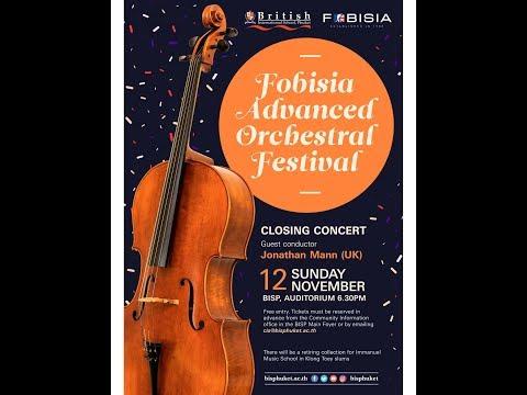 FOBISIA Festival Closing Concert 2017