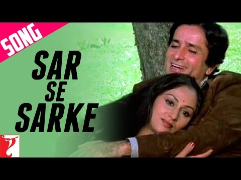 Sar Se Sarke Song | Silsila | Amitabh Bachchan | Shashi Kapoor | Jaya Bachchan | Rekha