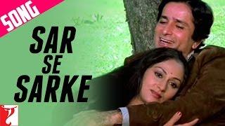 Sar Se Sarke | Silsila | Shashi | Jaya | Kishore Kumar | Lata Mangeshkar | Hindi Old Song
