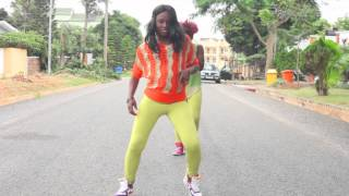 D2 - Azonto Vs Alkayida (Divas Edition) [Red Card Dance Video]