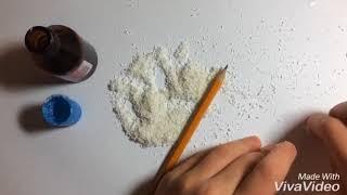 ✏️Стирательная резинка-лизун или как сделать КЛЯЧКУ✏️|StasiArt