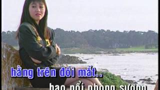 Karaoke: Sương Chiều - Tú Anh