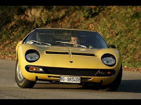Lamborghini Zeitreise - Interview mit Valentino Balboni