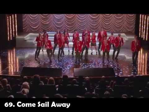 GLEE  Top 75 Songs Of All Time Part 1!