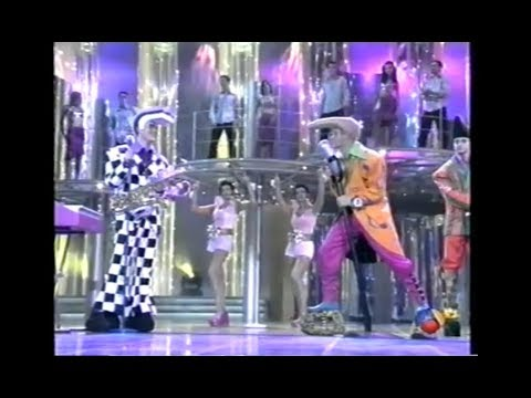 Cartoons - Witch Doctor [Live Spanish TV Sorpresa Sorpresa, Spain 1999]