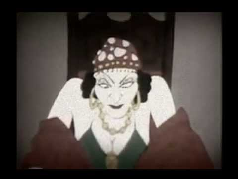 Cher Dark Lady [official Cartoon Video] [HQ]