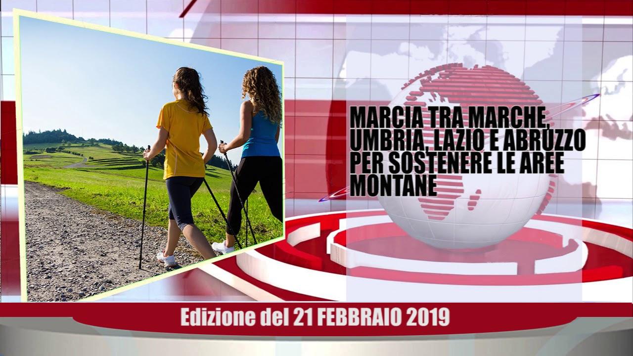 Velluto Senigallia Tg Web del 21 06 2019