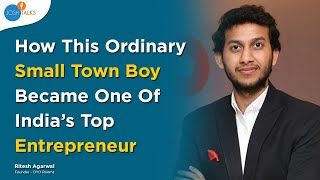 How To Build Your Own Startup? | Ritesh Agarwal (OYO Rooms) |  Entrepreneur Motivation Story