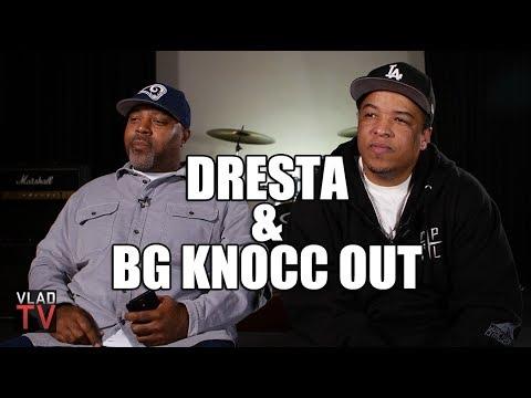 Dresta on Writing Eazy-E's Lyrics for 'Real Compton City G's', AJ Johnson Situation (Part 5)