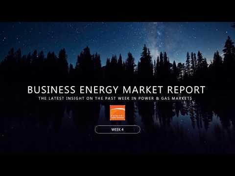 Business Energy Market Report - Week 4