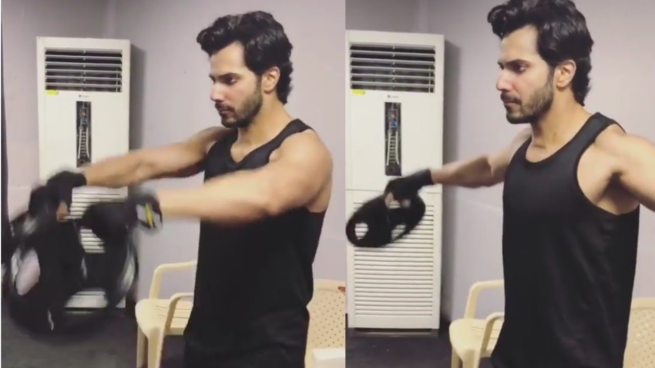 Varun Dhawan's Workout Routine and Diet: Fitness Tips Straight from His Trainer