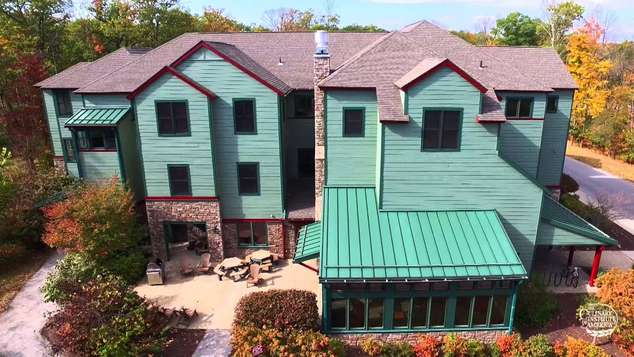 Culinary Institute Of America New York >> On Campus Housing At The Cia In New York