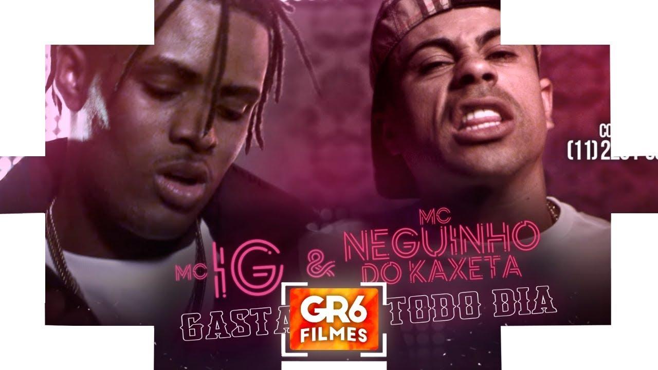 MC IG e MC Neguinho do Kaxeta - Gastando Todo Dia (GR6 Filmes) Djay W #1