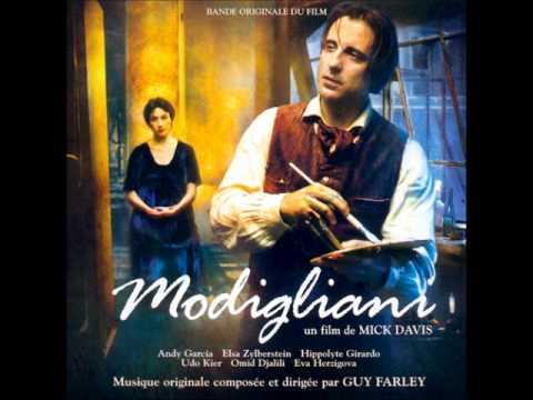 Modigliani Soundtrack - Angeli