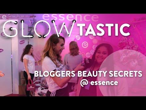 Beautypalmira stellt ihr essence Palette vor 💋 | GLOW Stuttgart | GLOW - The Beauty Convention