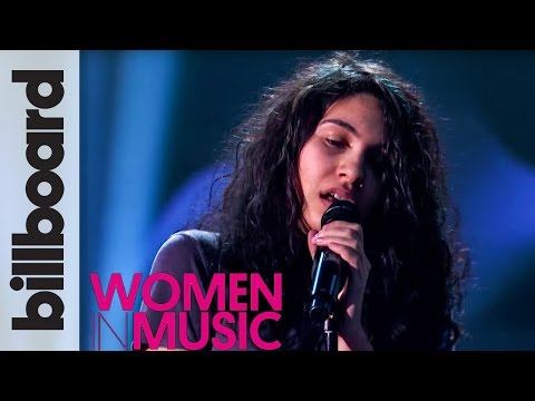 Alessia Cara 'Scars to Your Beautiful' Live Acoustic Performance | Billboard Women in Music 2016