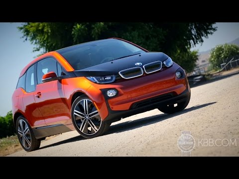 2015 BMW i3 Review - Kelley Blue Book