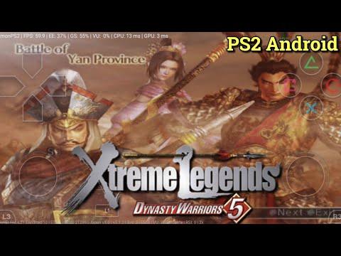 Dynasty Warriors 5 XTREME LEGENDS || Apk Damon PS2