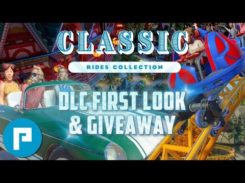 🎢 Planet Coaster | Classic Rides Collection DLC | First