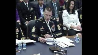 Hearing: Quality of Life in the Military (EventID=104486)