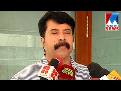 Mammootty Pay Homage To Jayalalitha | Manorama News
