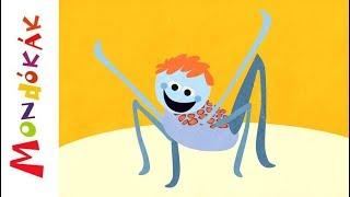 Fordulj bolha | Gyerekdalok és mondókák, rajzfilm gyerekeknek