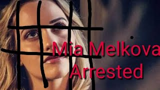 RGV's  GST God Sex and Truth Porn Actress Mia Malkova Arrested
