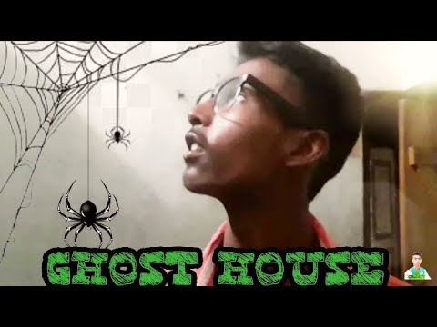 GHOST HOUSE BY SR COMEDY
