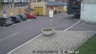 Test kamery HIKVISION DS-2CD2722FWD-IZS 2.8-12mm MOTOZOOM/AUTOFOCUS