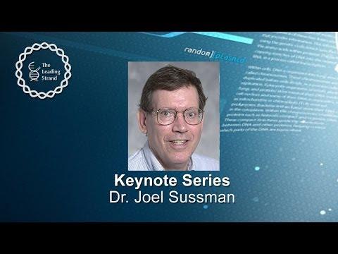 CSHL Keynote; Dr  Joel Sussman, Weizmann Institute Of Science, Rehovot, Israel