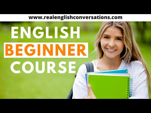 conversational englosh course