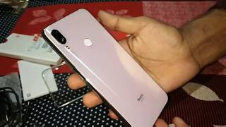Redmi Note 7 Pro | Moonlight (astro) White | Full Preview