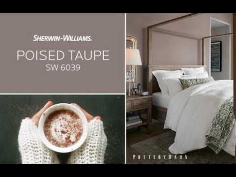 January 2017 Color Of The Month Poised Taupe Sherwin