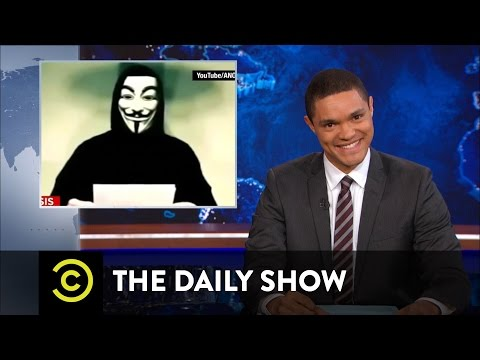 The Fight Against ISIS: The Daily Show