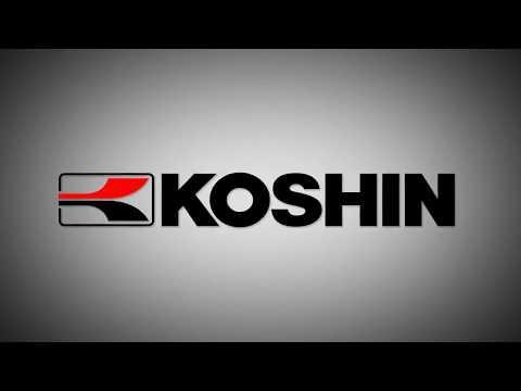 Мотопомпа бензиновая Koshin KTH-80S