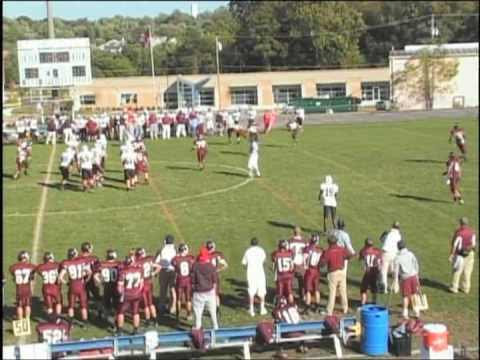 Michael Turner Boys Latin Varsity Football Highlight Video 2007