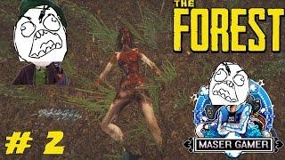 The Forest คนป่ามา เราก็บ้าได้ #2 Feat.เต๋าFlixkle Friend's