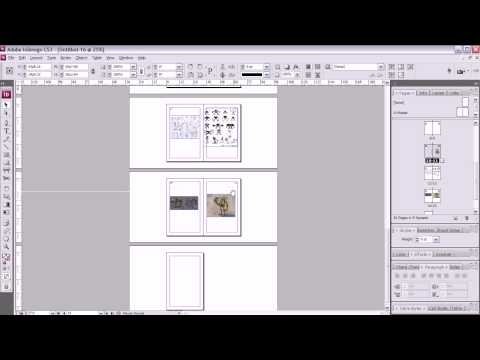 Artist's Crash Course: Booklet Printing in InDesign