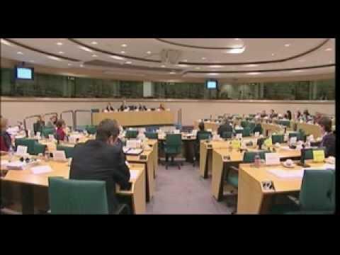 Mairead McGuiness - European Parliament Tour part 2