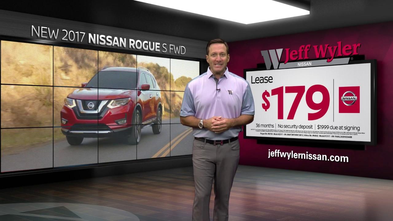 Jeff Wyler Nissan >> Jeff Wyler Nissan July Specials