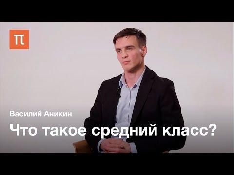 Классы в современной России — Василий Аникин / ПостНаука