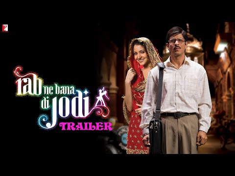 Rab Ne Bana Di Jodi | Official Trailer with English Subtitles | Shah Rukh Khan | Anushka Sharma