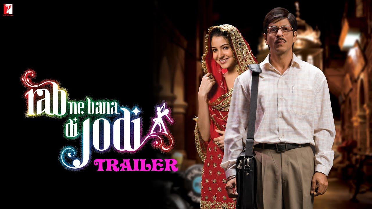 Download Rab Ne Bana Di Jodi   Official Trailer with English Subtitles   Shah Rukh Khan   Anushka Sharma