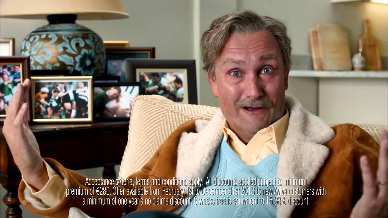 Aviva Insurance TV Advert - April 2013 - YouTube