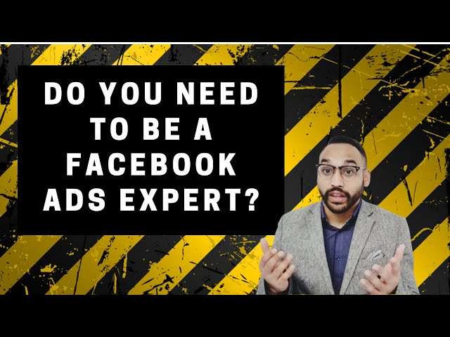 Do You Need To Be A Facebook Ads Expert? | SMMA with Abul Hussain