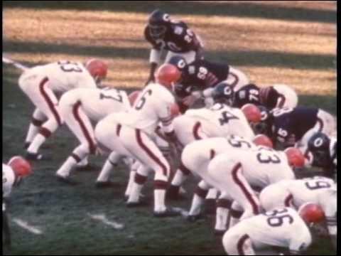 1969 Browns at Bears Game 11