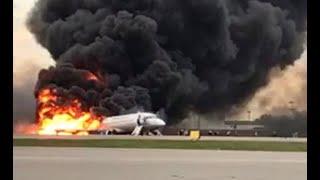 Фатальный удар молнии: поразительная теория о том, почему самолет рухнул в Подмосковье спустя нескол