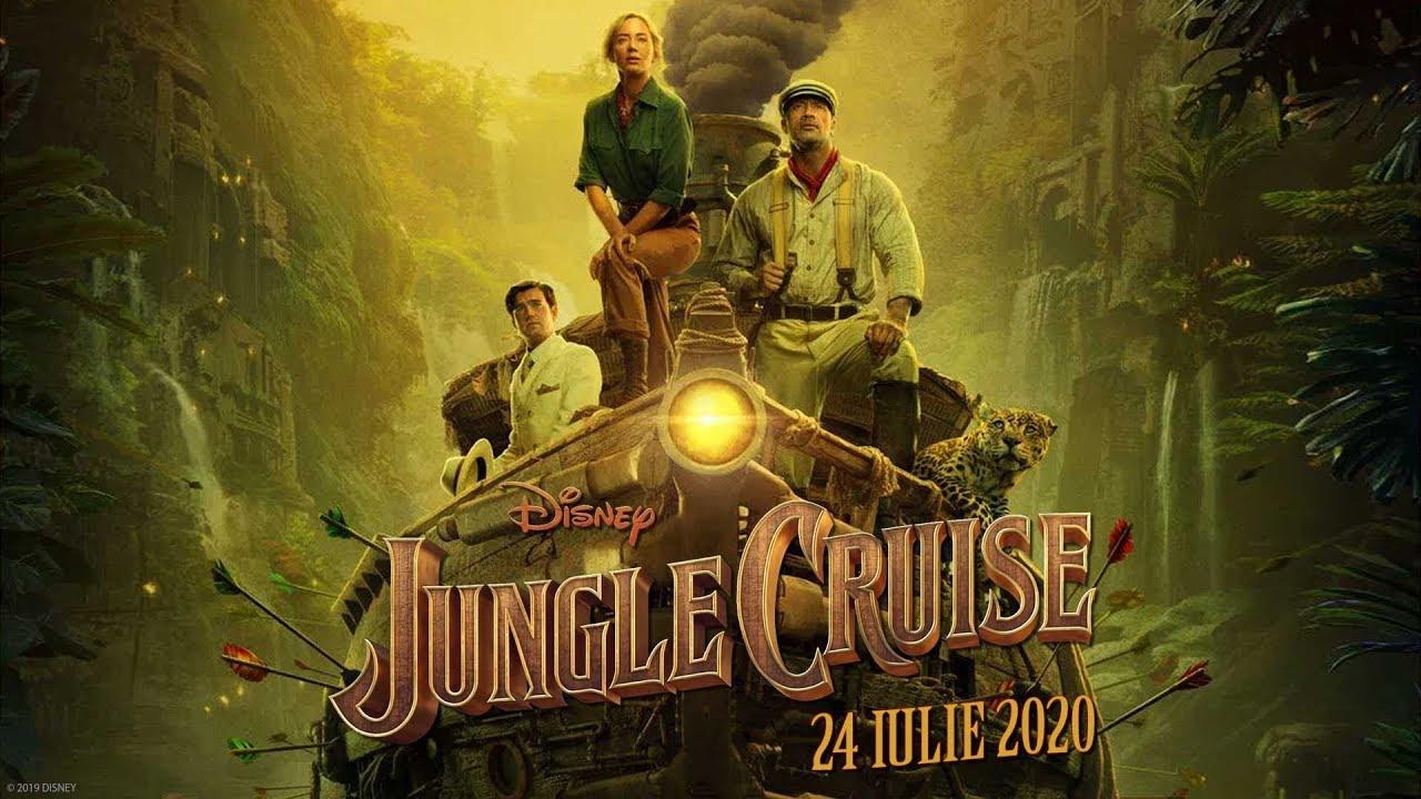 Croazieră în Junglă Jungle Cruise Tlr A D1 Frank Lily Subtitrat 2020 Youtube