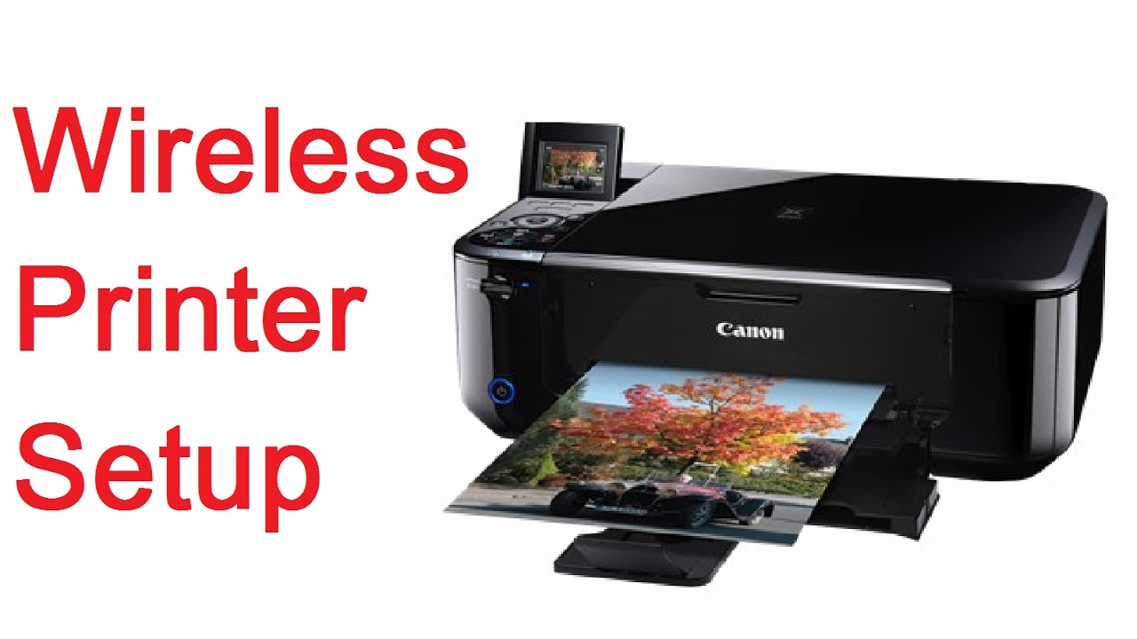 Connect Canon Printer For Wireless Printing From Modem